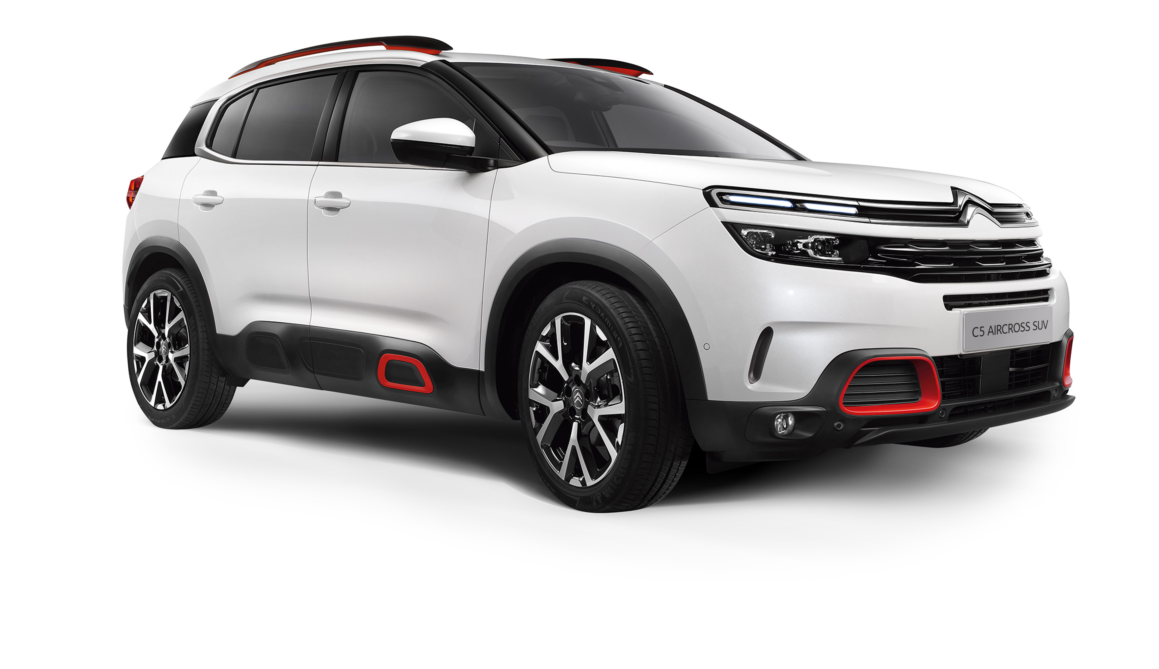Photo of New C5 Aircross SUV