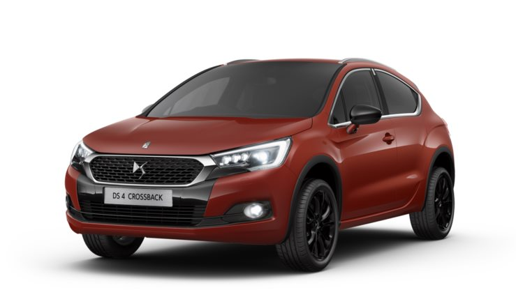 Photo of DS 4 Crossback